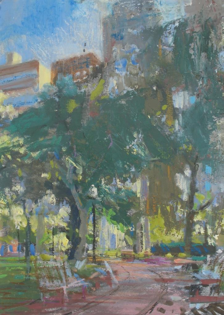 Eileen McDonnell Fine art Detail